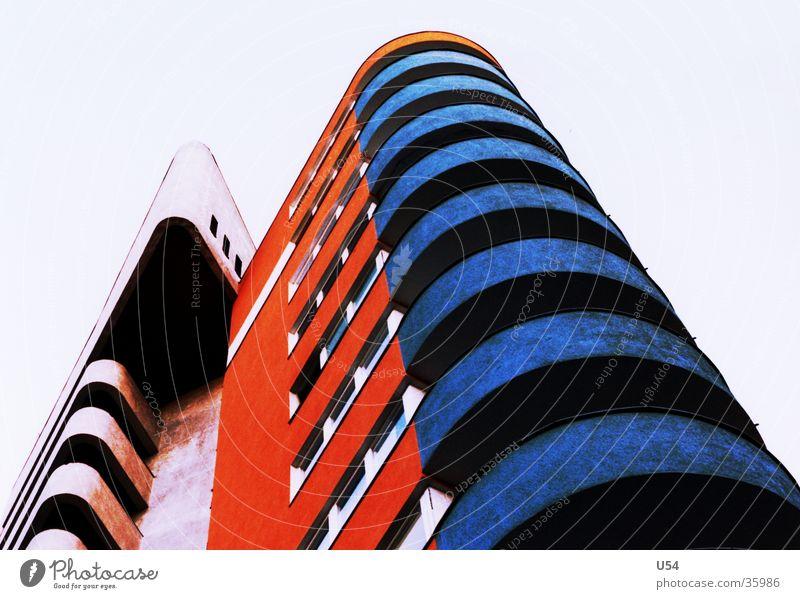 Sky House (Residential Structure) Berlin Architecture Flat (apartment) Living or residing Kreuzberg
