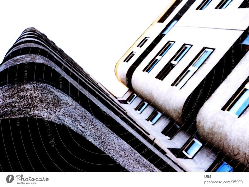 Sky House (Residential Structure) Window Architecture Flat (apartment) Living or residing Balcony Berlin Kreuzberg