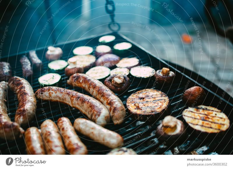 BBQ Grilled Sausage and Vegetables Craftbeer alcohol bottle brew brewer brewery brewing brewing of beer drink glass hop hop aroma hops organic pellet product