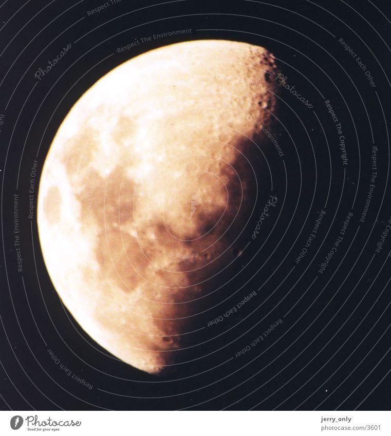 moon Moon Nature Universe Stars