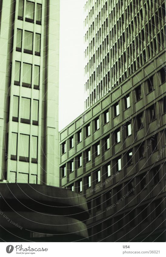 canyons Potsdamer Platz House (Residential Structure) Hotel High-rise Architecture Berlin