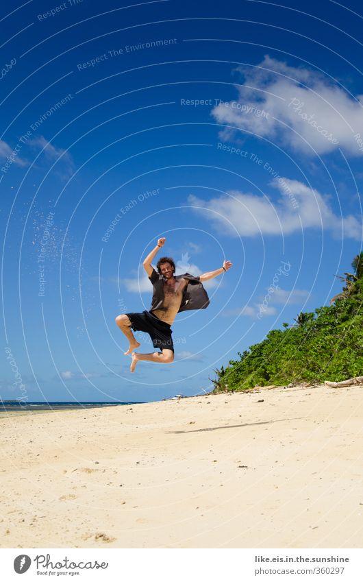 Fijiiiiiiii! Lifestyle Athletic Fitness Wellness Well-being Contentment Senses Relaxation Vacation & Travel Tourism Trip Adventure Freedom Summer