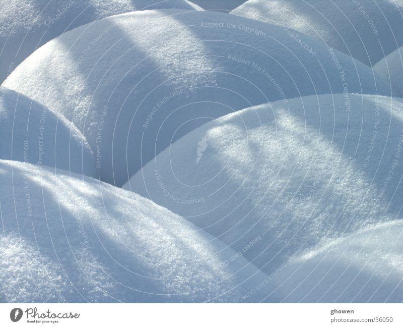Snow Sphere Hay bale