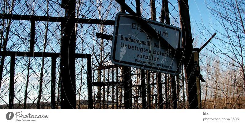 gate Steel Gate Rust