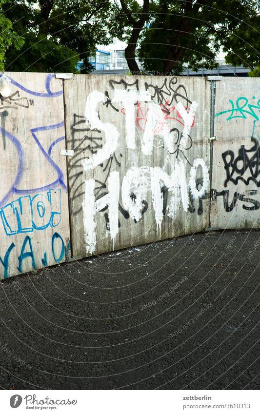 STAY HOMO Berlin Life Middle Schöneberg Town Street street art urban Transport home Sexuality writing Paintbrush typography Message Remark invitation LGBT LGBTQ