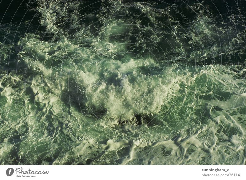Waves Coast Munich Edge Surf Cliff White crest South Africa Indian Ocean