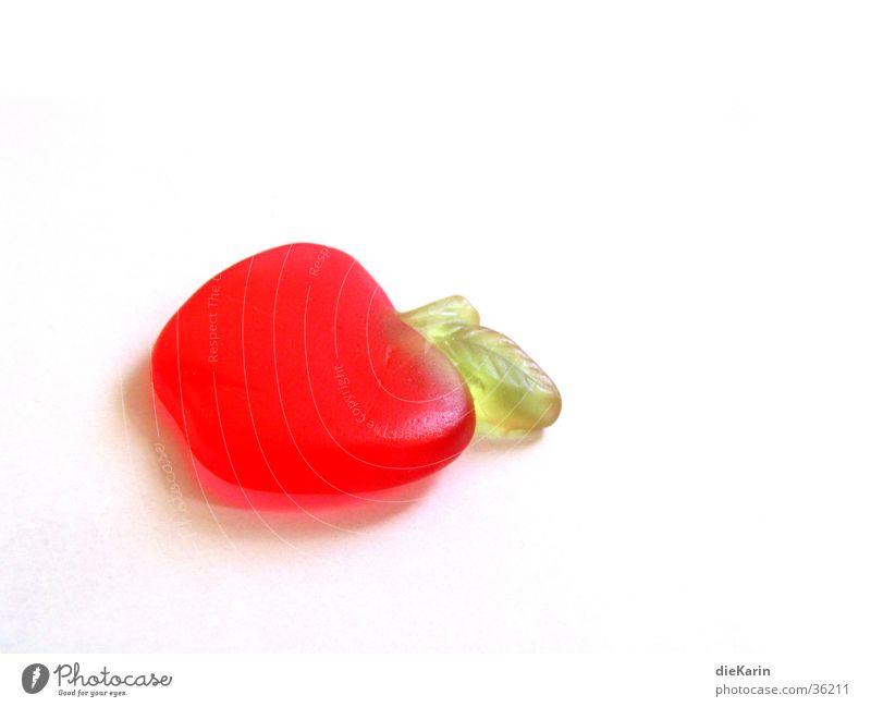 Red Fruit Nutrition Sweet Delicious Candy Apple Gummy bears Sin Sense of taste Wine gum
