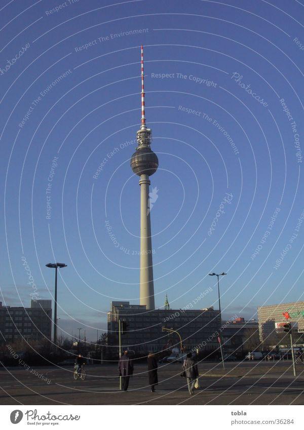 Architecture Alexanderplatz