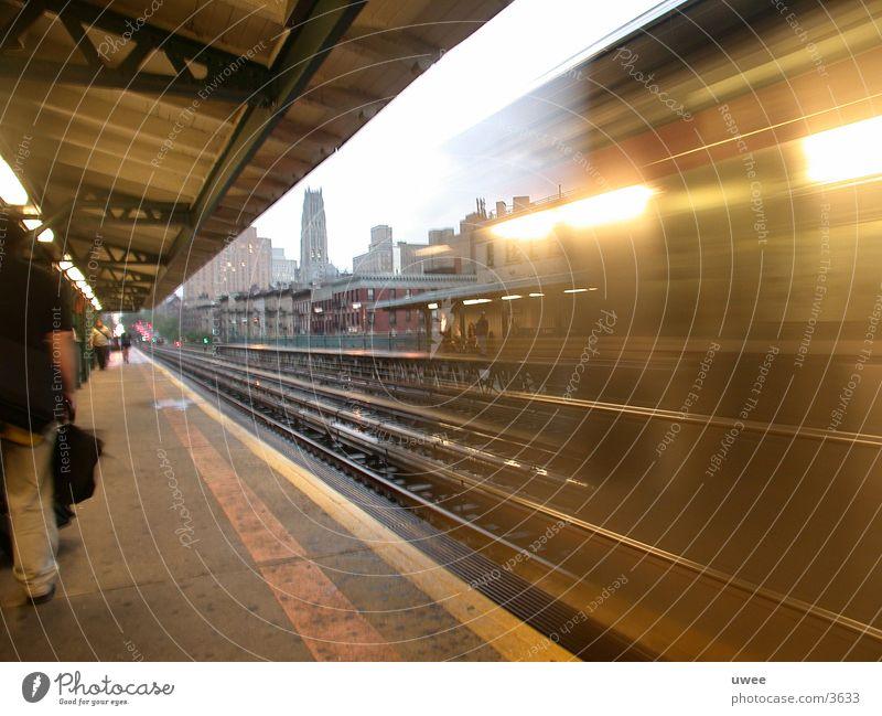 Underground New York City