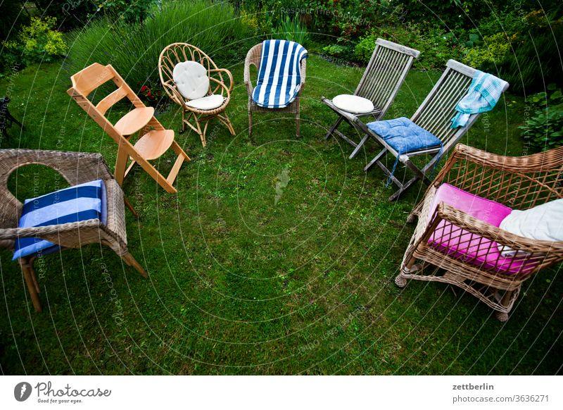 chair circle Relaxation Family holidays Garden Outdoor furniture garden party fellowship conversation Grass allotment Garden allotments communication Circle