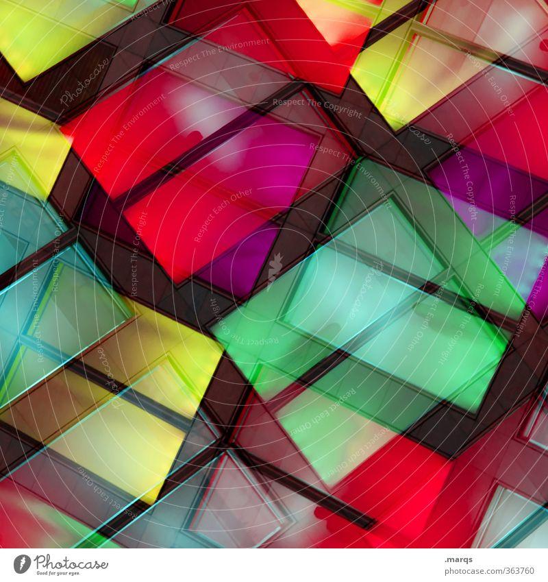 nightclub Design Window Feasts & Celebrations Illuminate Exceptional Cool (slang) Dark Hip & trendy Many Crazy Multicoloured Yellow Green Red Black Euphoria