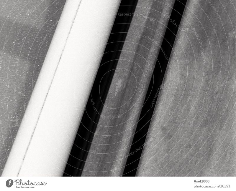 b/w fully close at hand Black White Abstract Zoom effect Architecture Line Structures and shapes