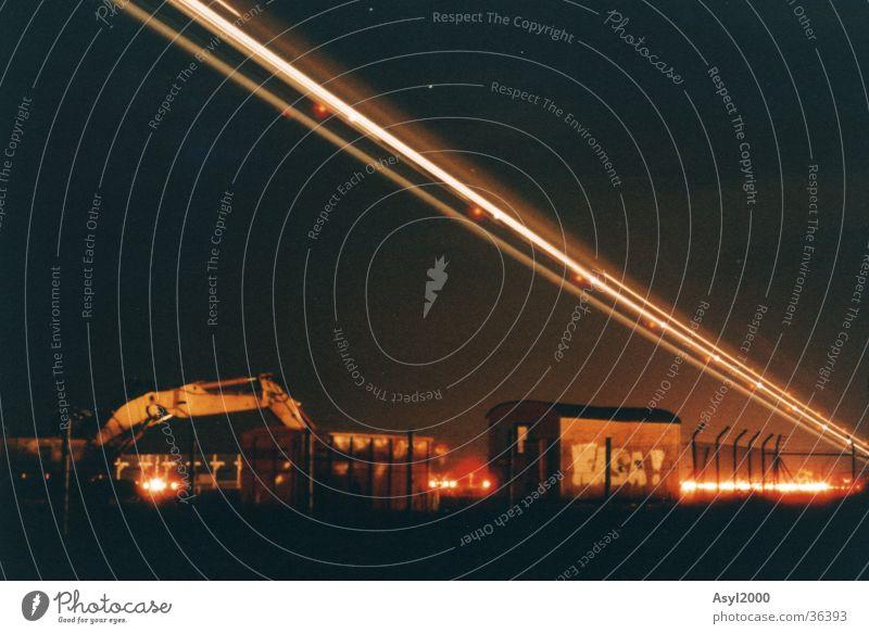 Lighting Airplane Airport