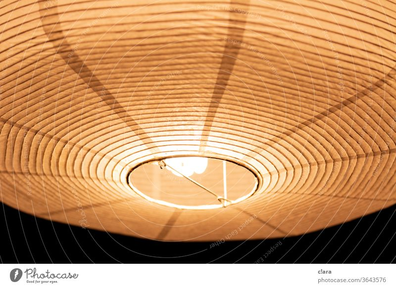 lampshade Lampshade light Pear atmosphere athmospheric warm Warm light Light structure UFO