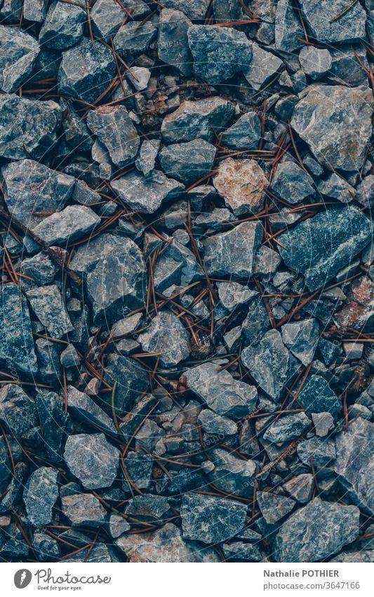 Soil pebbles, stones soil nature beach coast Nature background Colour photo Stone