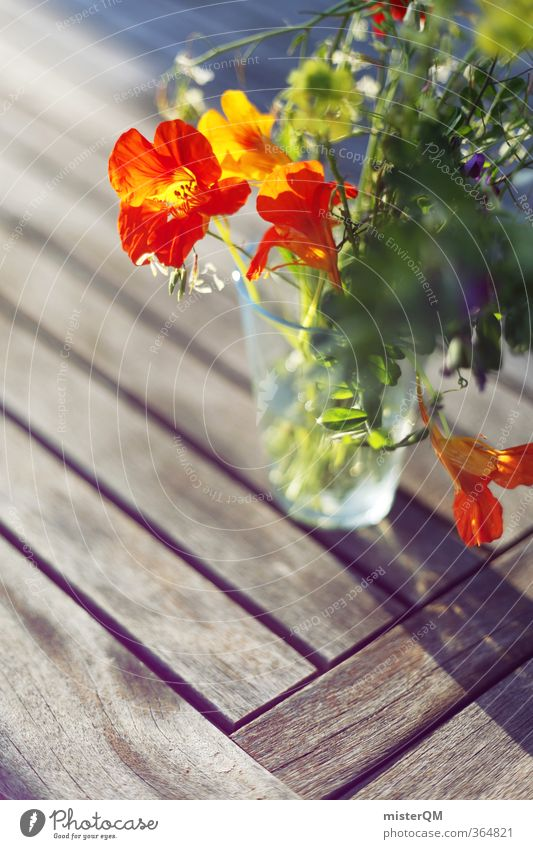 Flower salute. Art Esthetic Contentment Bouquet Flower meadow Flower vase Flower shop Decoration Rural Mother's Day Congratulations Birthday Salutation