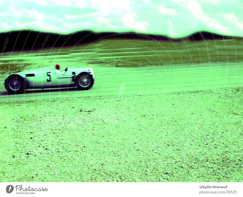 timeless Vintage car Alliance Speed Driving Historic Car V16 Landscape Joy