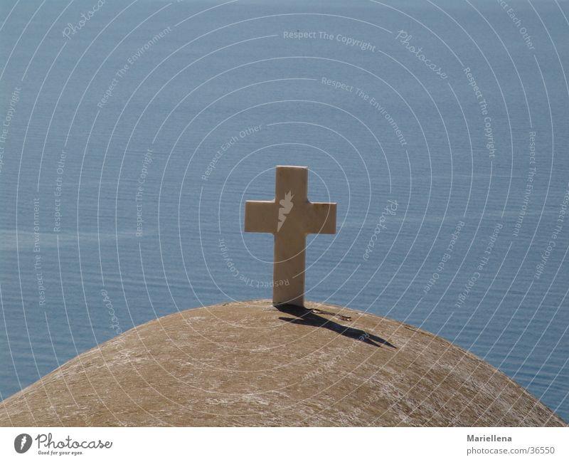 Ocean Religion and faith Europe Island Greece