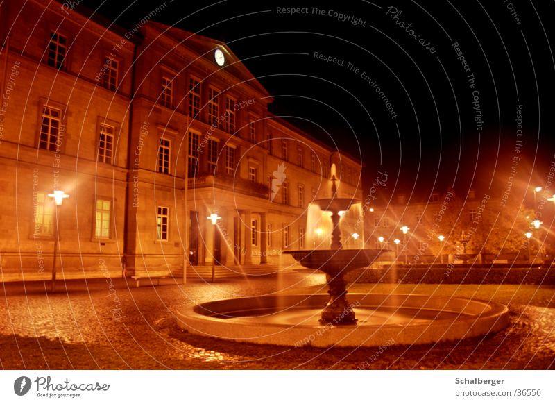 night babble Night Light Well Dark Architecture Water Rain