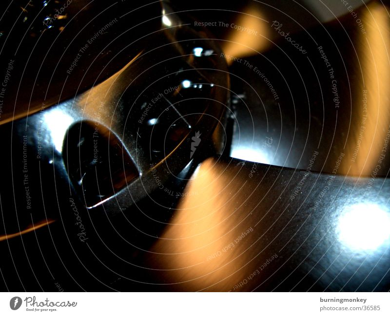 rotate Ventilation Air Rotate Back draft Black Electrical equipment Technology Wind Macro (Extreme close-up)