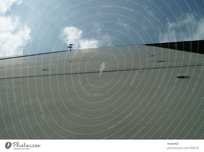 Sky Wall (building) Architecture