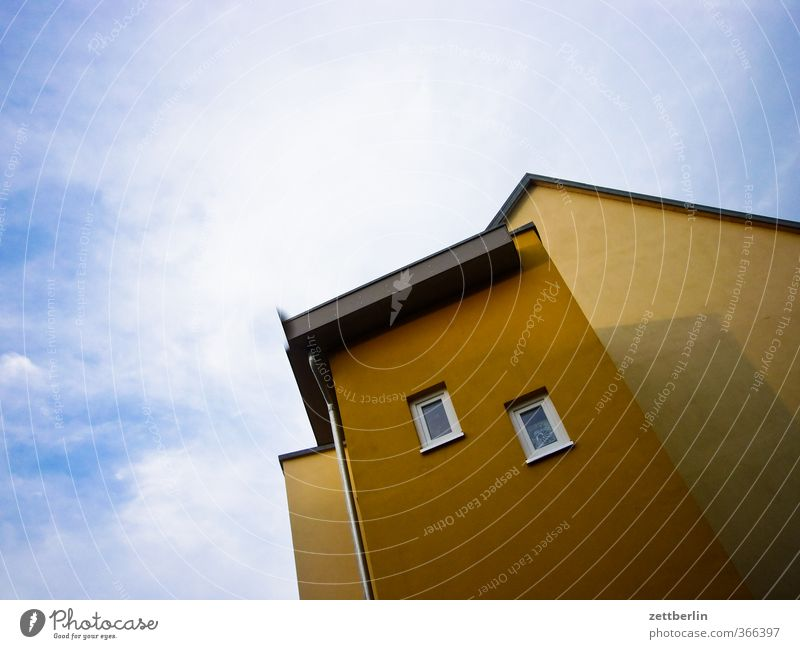 Schwedt Vacation & Travel Cycling tour Living or residing Flat (apartment) House (Residential Structure) Dream house Nature Village Small Town Wall (barrier)