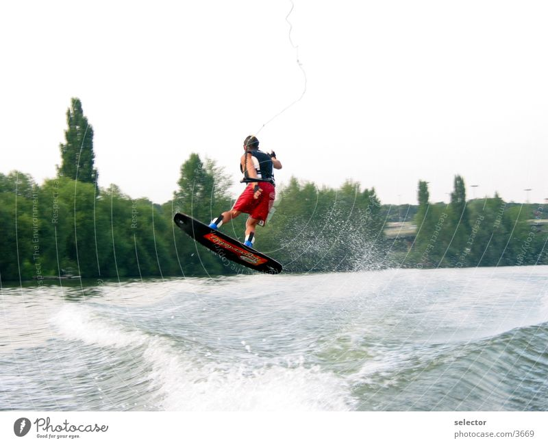 mistake Aquatics Sports on the main Wakeboarding