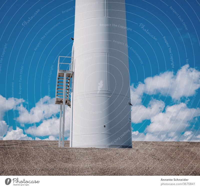 windmill Pinwheel Wind energy plant Renewable energy Sky Environment Exterior shot Environmental protection electricity Alternative Rotor Clean Eco-friendly