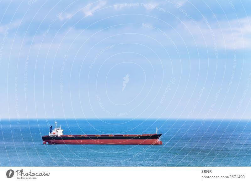 Bulk Carrier aqua aquatorium boat bulk carrier bulk-carrier bulker cargo ship cargo vessel dry-cargo ship freight freighter general cargo high sea horizon