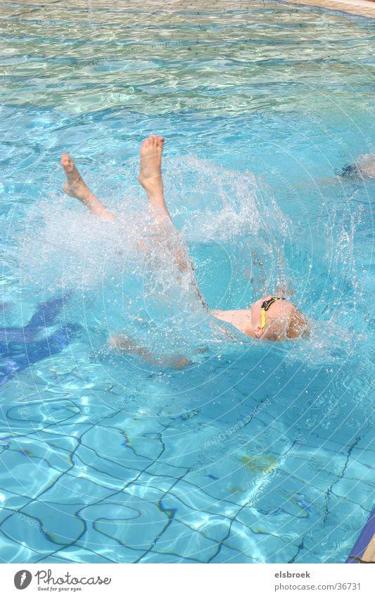 Water Sports Jump Salto