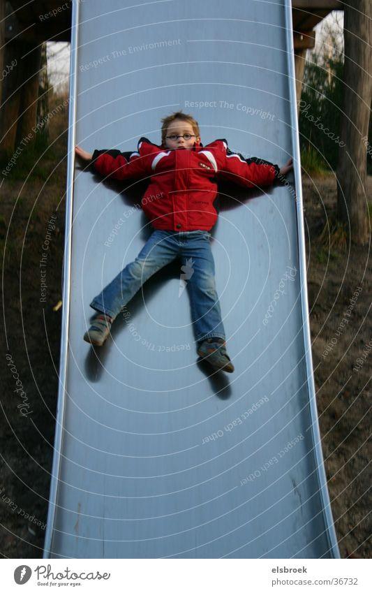 chute Slide Aviation Kid.Traps.