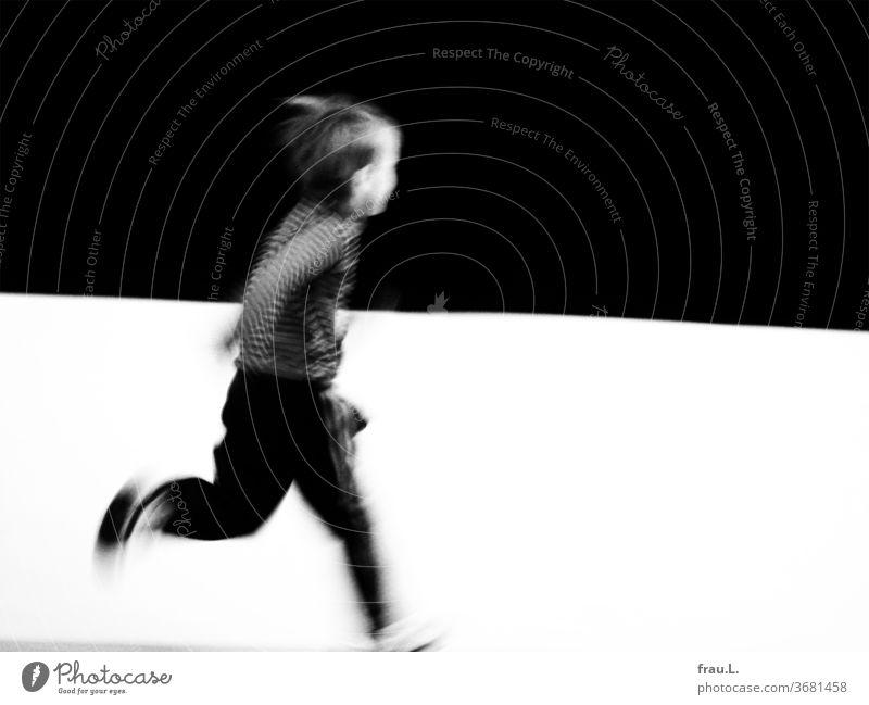 Run, little boy, run! Child Art Walking Joy Playing Running Happiness