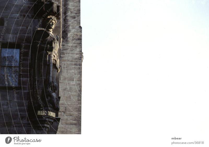 Architecture Statue Monument Knight R Roland Juno 60