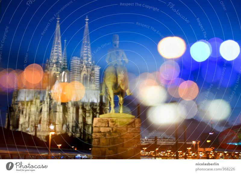Vacation & Travel City Building Dream Illuminate Tourism Trip Adventure Hope Curiosity Belief Landmark Cologne Surprise Tourist Attraction Dome