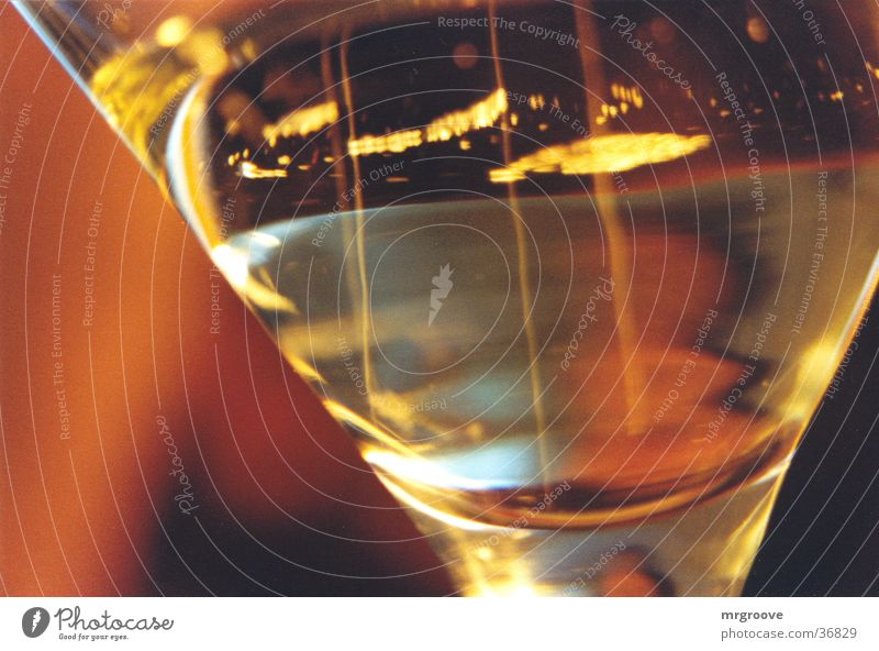Champagne glassMacro Macro (Extreme close-up) Sparkling wine Alcoholic drinks Feasts & Celebrations promotional