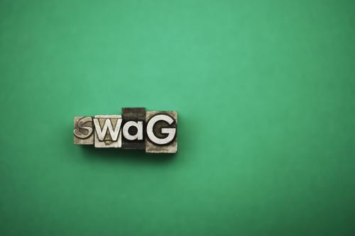 Turn up the swag. Letters (alphabet) letter lead letters Print shop