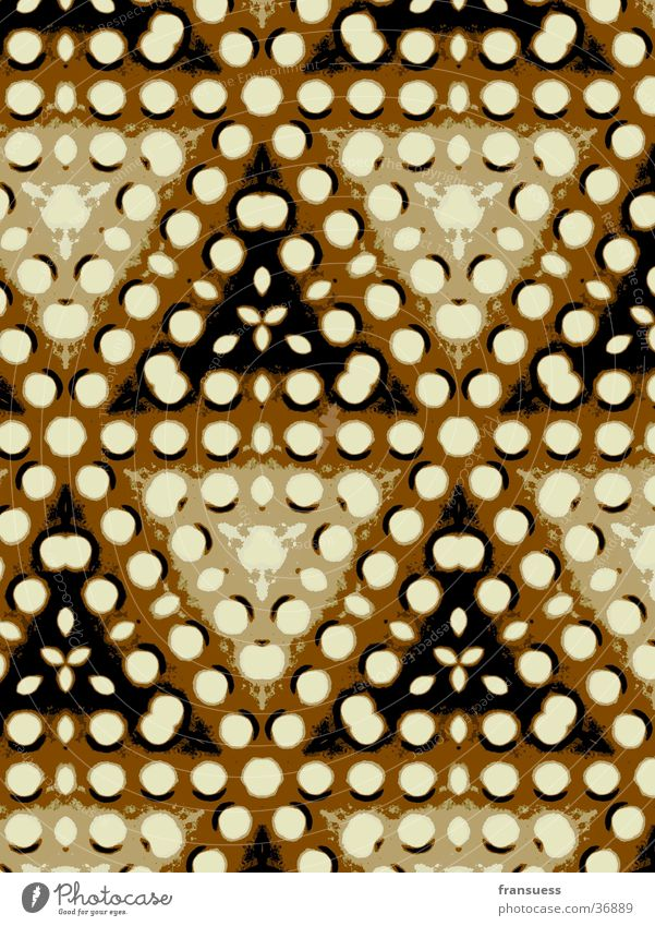 Structure No.2 Pattern Triangle Photographic technology Sepia Structures and shapes