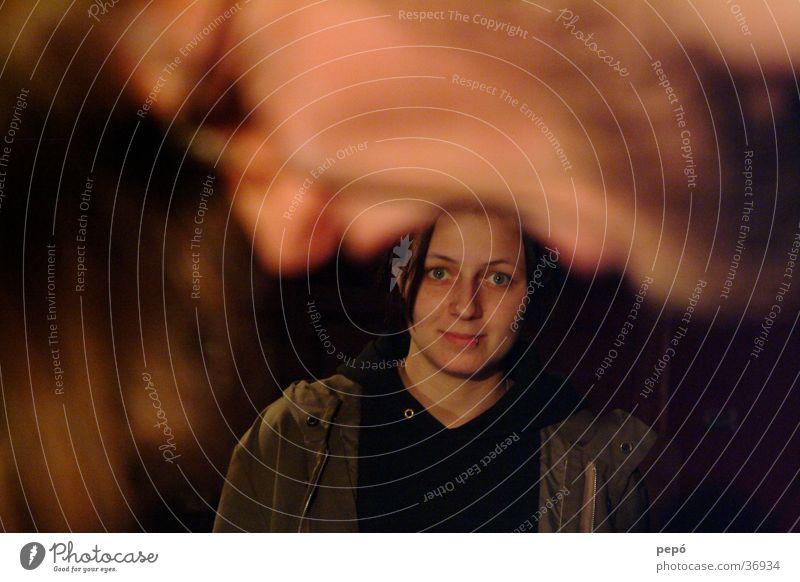 eating_people_4 Facial hair Scream Eyeglasses Man Woman Blur Multiple