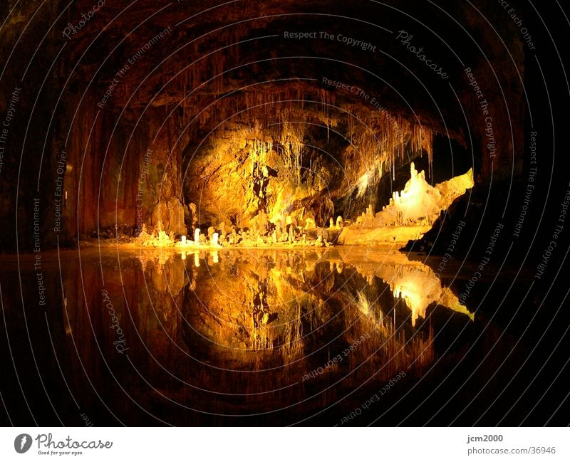 fairy grottos Cave Mining Visual spectacle Mountain Water