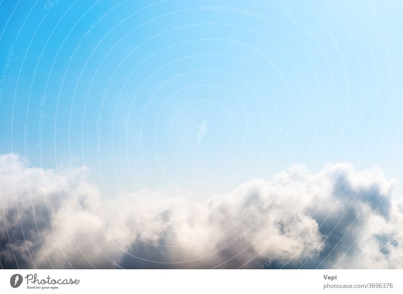 White clouds on blue sky white nature white cloud air bright high weather heaven cloudy background abstract cloudscape fluffy day atmosphere design natural