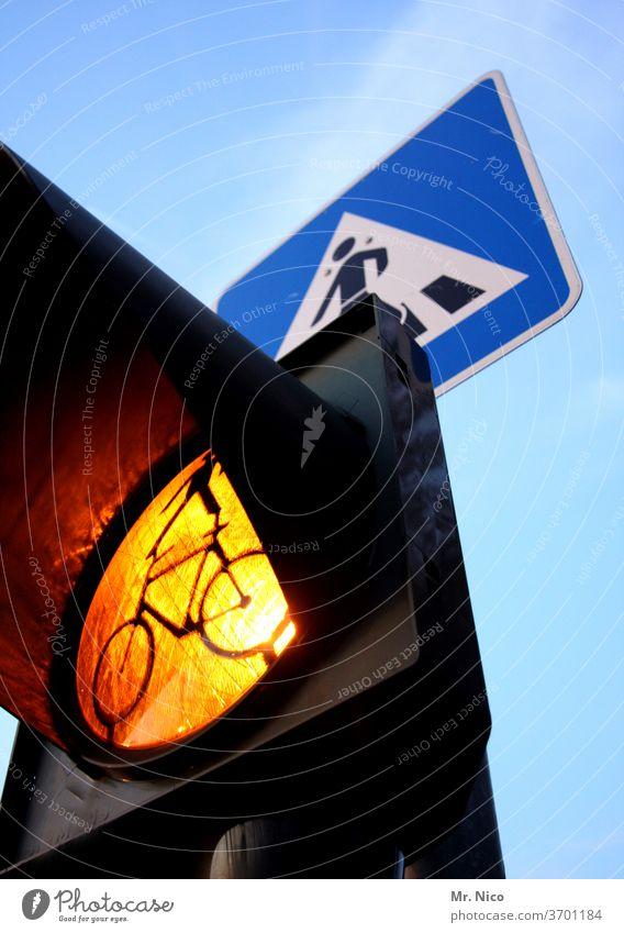Pedestrian traffic light Traffic light Signs and labeling Transport Road sign pedestrian Zebra crossing Sky Light signal light Traffic infrastructure