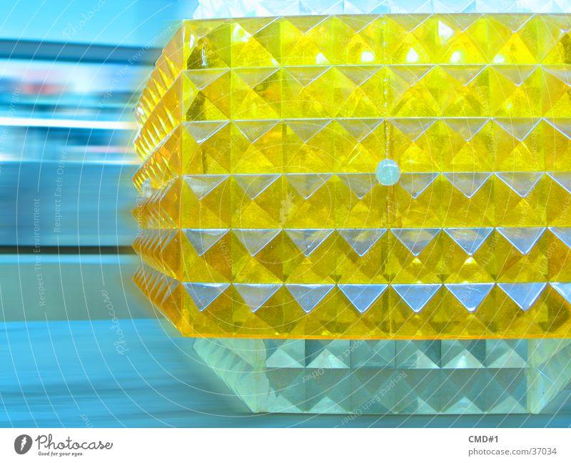 lamp Lamp Yellow Light Pattern Style Living or residing