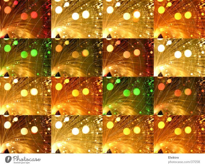 Capri red-green-white Generator Light Radiation Lamp Thread Lens flare Data projector Laser Soft laser Electric bulb Photomagnetic Neon light Glittering