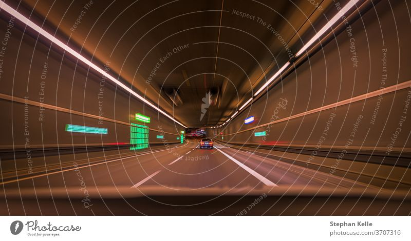 tunnel car motion blur night traffic fast background business abstract pattern technology art vehicle transportation auto city speed highway road urban blurred