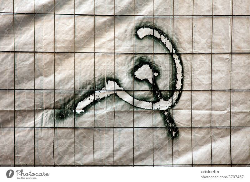 Hammer and sickle / Revolutionary theory Old Old town Ancient Architecture History of the museum Museum North Rhine-Westphalia soest Town symbol proletariat
