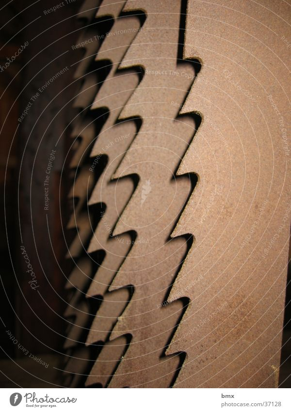 Wood Saw Craft (trade) Rust Saw blade