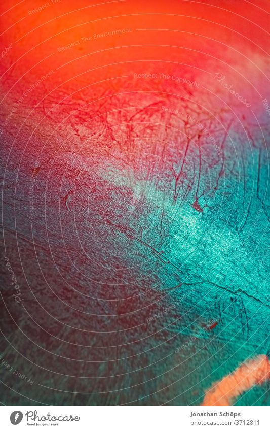 abstract background picture made of metal in colourful with scratches and reflections, grunge detail Background picture Interior shot Scratch mark lightleak
