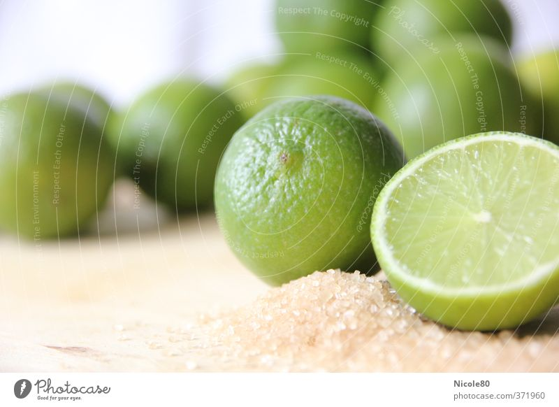 Green Cocktail Sour Lime Citrus fruits Longdrink Caipirinha
