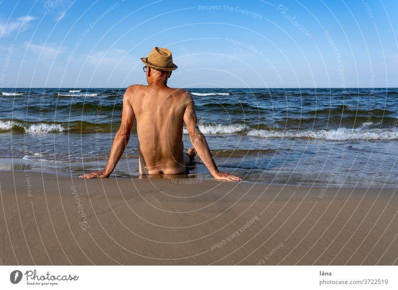 Strand am fkk nackte girls Nackte Amateure