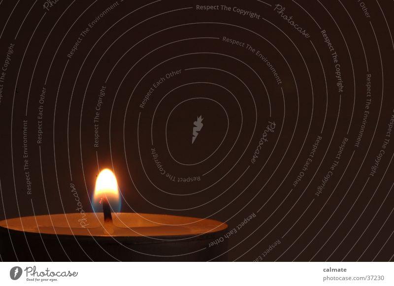 Dark Blaze Candle Living or residing Tea warmer candle
